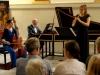 Tabea Debus, Kate Conway, Pawel Siwczak - York Early Music Festival 2016 © Eddie Rolmanis
