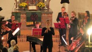 Tabea Debus und die Camerata Kiel, 27.10.2013