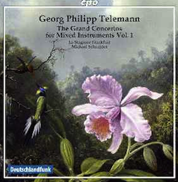 Telemann Group Concertos