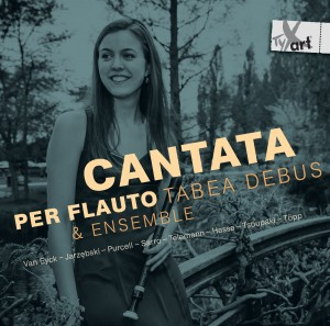 Tabea Debus - Cantata per Flauto