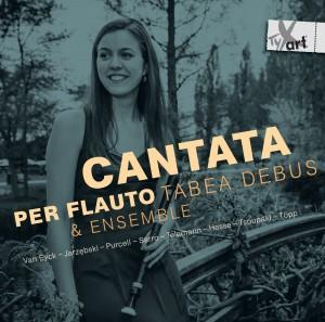 Cantata per Flauto Cover